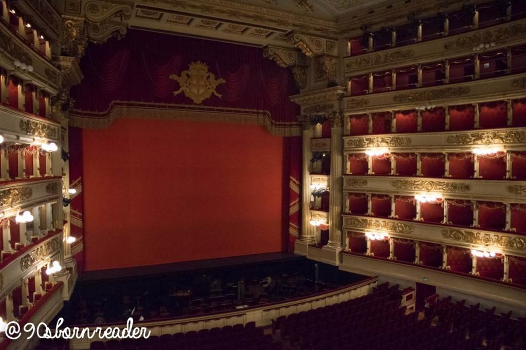 teatro milan